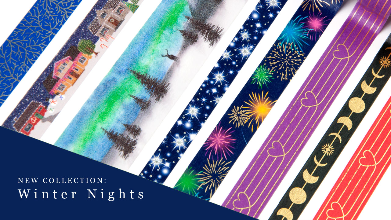 Winter Nights Collection Design by Willwa