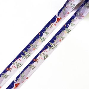 Winter Wonderland Washi Tape - Design by Willwa
