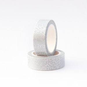 Crystal Trees Washi Tape - Design by Willwa