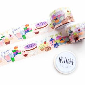 Celebration Washi Tape - Design by Willwa