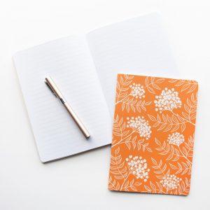 A5 Notebook 3 design by Willwa