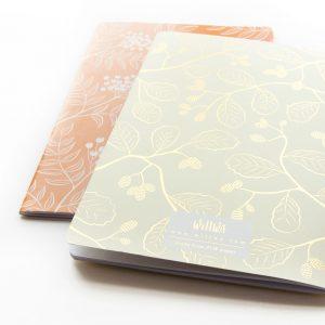 A5 Notebook 4 design by Willwa