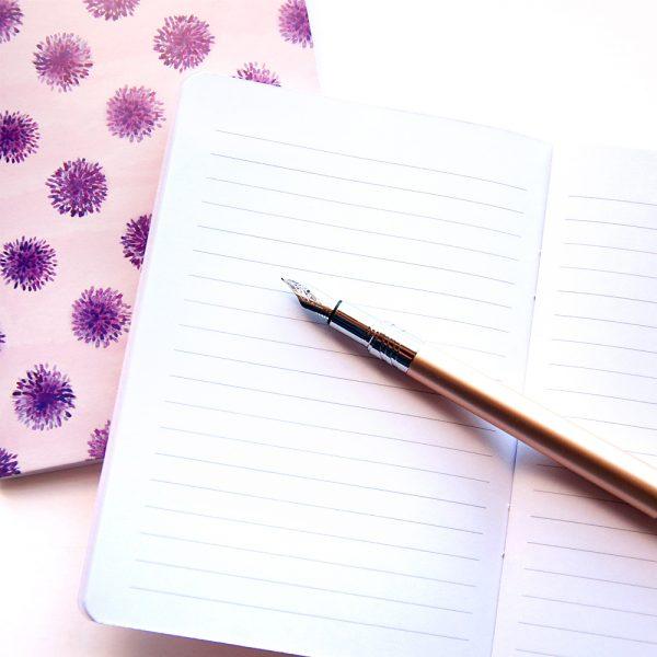 A6 Notebook 5 design by Willwa