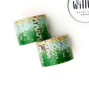 Atumn Birches - design by Willwa