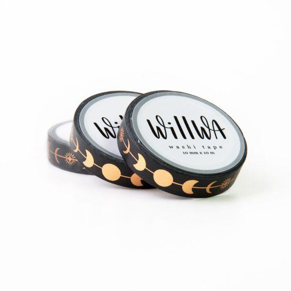 Golden Luna Design by Willwa