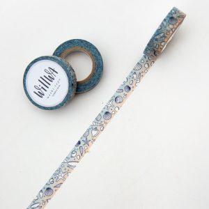Sea Shells Washi Tape - Design by Willwa