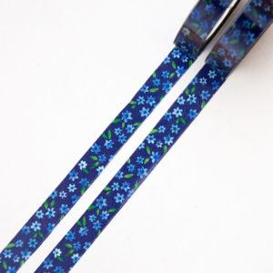 Scilla Siberica Washi Tape - Design by Willwa