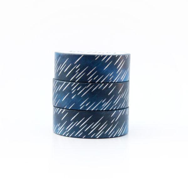 Stormy Weather Washi Tape - Design by Willwa