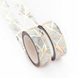 Broken is Beautiful Washi Tape - Design by Willwa