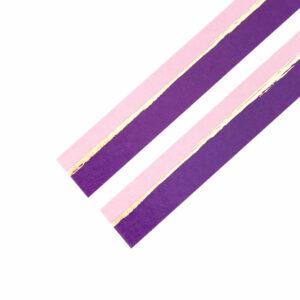 Golden Brush Stroke Washi Tape - Design by Willwa