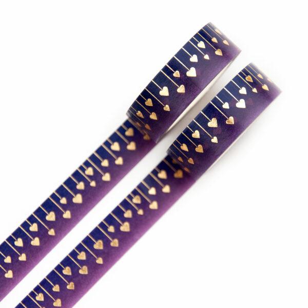 Heart String Washi Tape - Design by Willwa